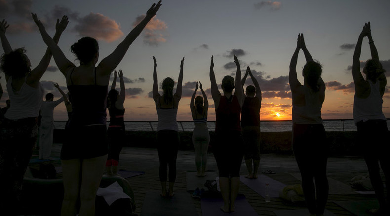 India creates database of 1,500 yoga poses to thwart Western patent claims