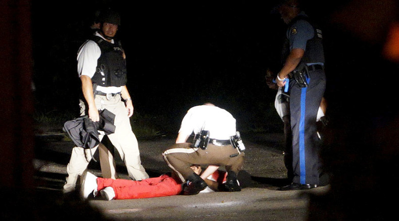 Man shot in Ferguson identified as black 18yo Tyrone Harris, 'friend of Michael Brown'