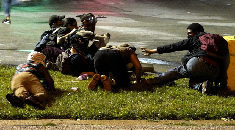 Ferguson 1 year on: 'Anti-police-brutality movement grown really powerful'