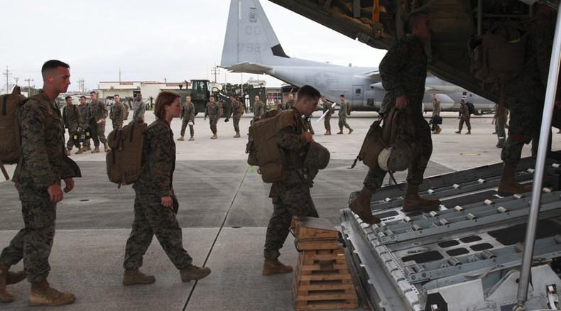 'US, Tokyo sing same song on Okinawa base'