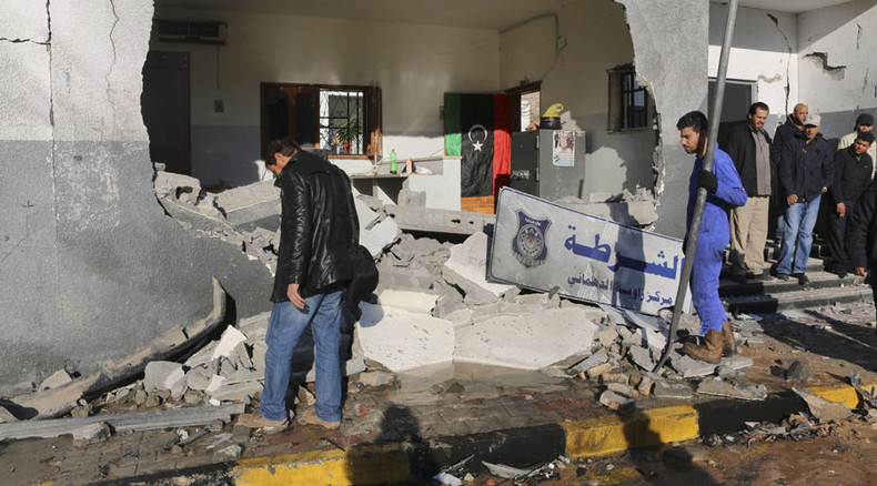 'Chaos & lawlessness': The West's Libyan legacy