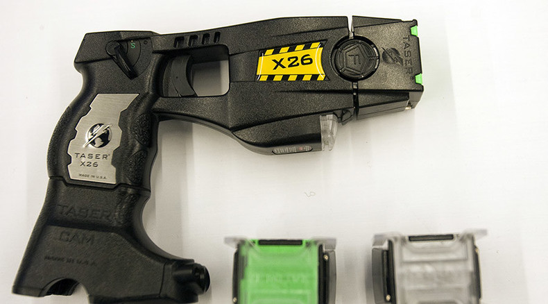 Stunning move: NYPD to spend $4.5 million on more Tasers