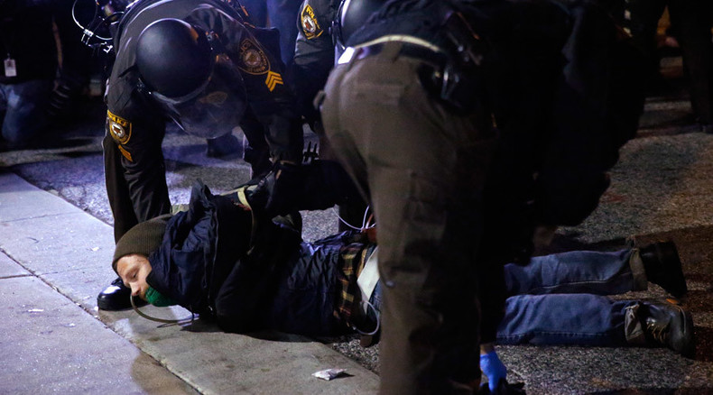 150 people arrested over 2 days in Ferguson, state of emergency still in effect