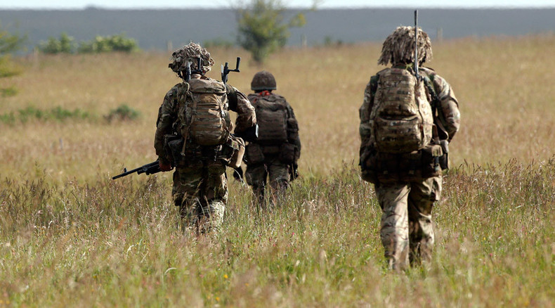 UK announces doubling of military training for Ukrainian army – now for 2,000 soldiers