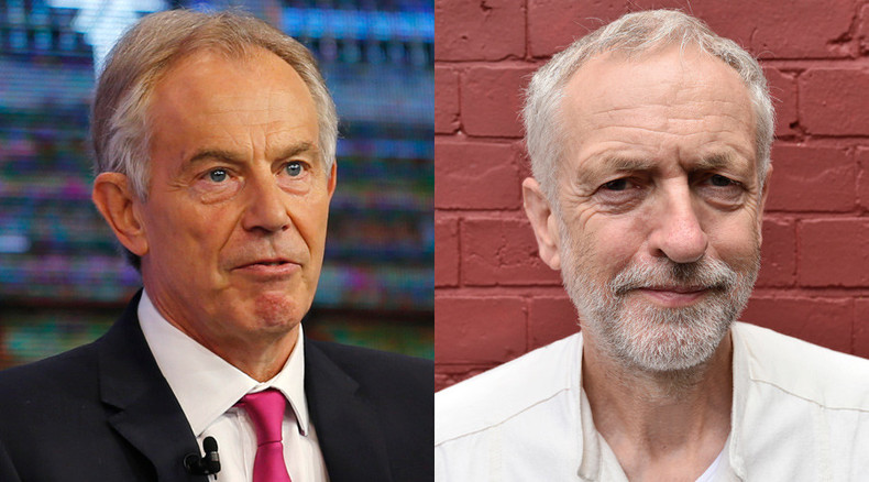 Tony Blair: 'Even if you hate me, don't vote Corbyn'