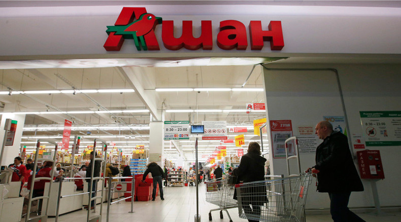 French embassy quizzes Russian hygiene watchdog over Auchan inspections
