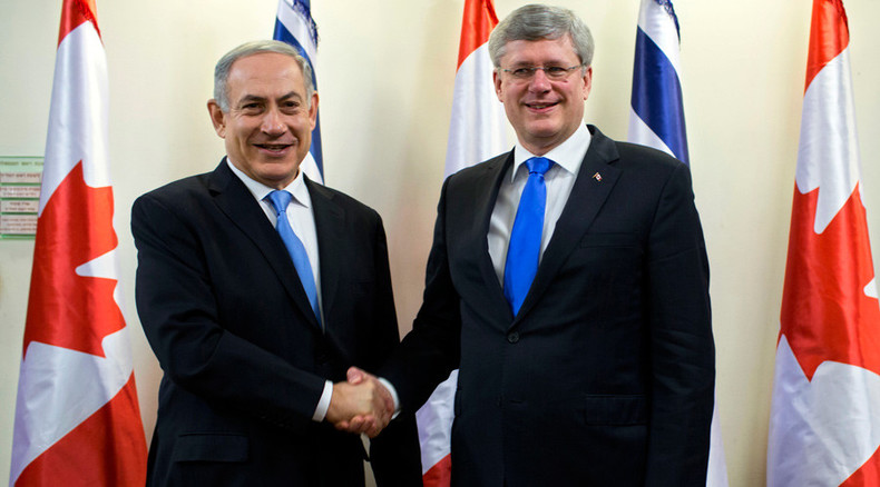 No room for anti-Israel commentary in Canadian politics