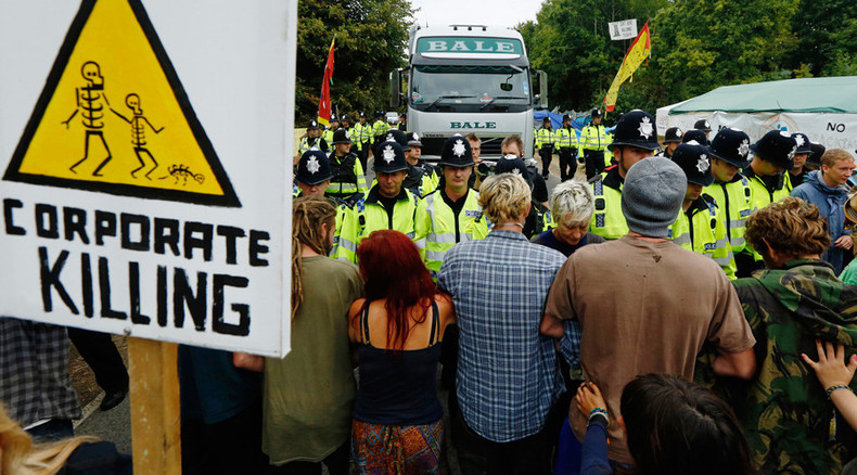 'Fast-track fracking': Tories to rule on shale gas drilling without councils' consent