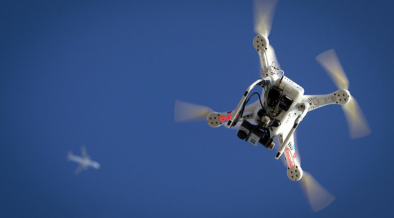Drone sightings by aircraft pilots more than double since 2014 – FAA