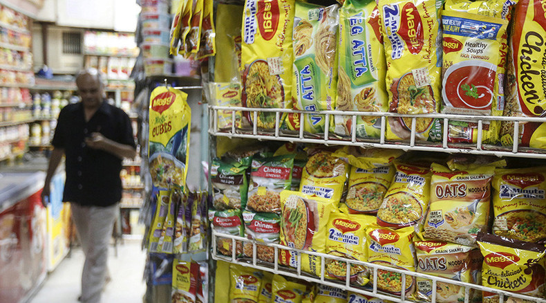 India battles Nestle in $100mn case over 'misleading,' 'lead-rich' noodles