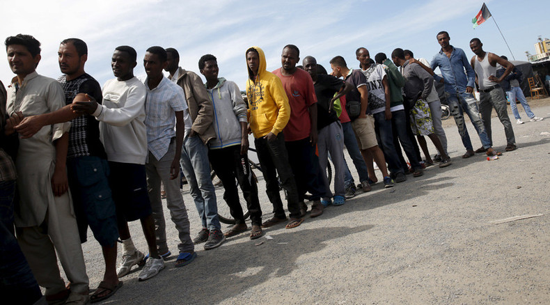 Migrants trafficked by 'English mafia' – French mayor