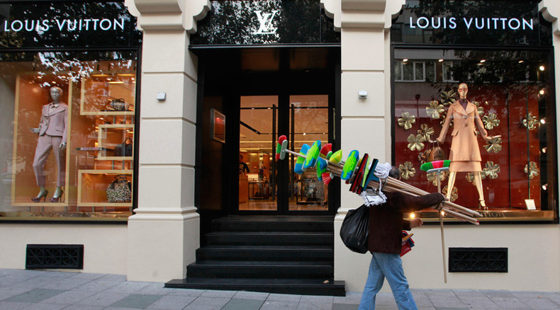 Weak currency makes Brazil a shopping paradise for luxury goods