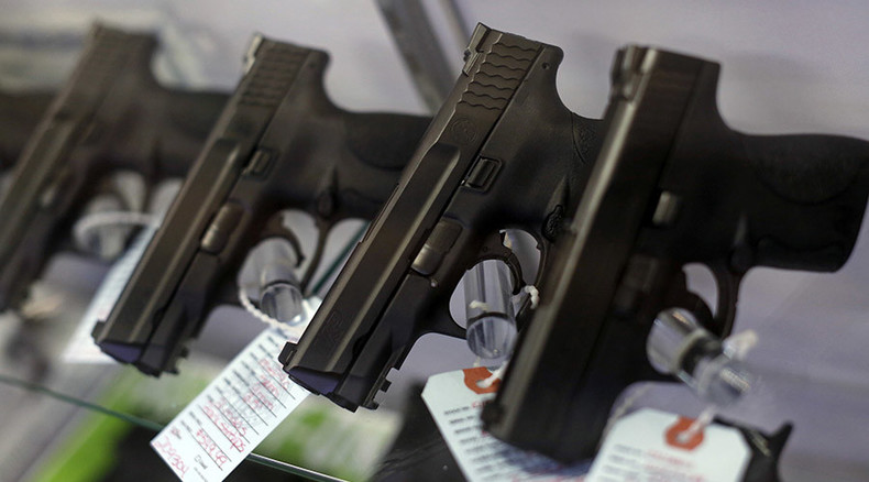 Cops more likely to be murdered in states with high gun ownership - study