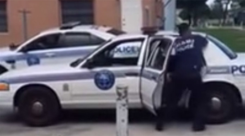 Miami police union targets woman for posting video of alleged police brutality