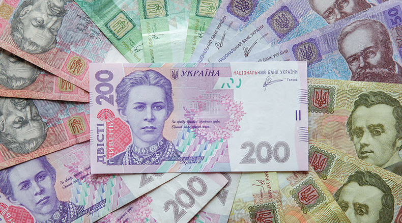 'Ukrainian economy is in free fall'