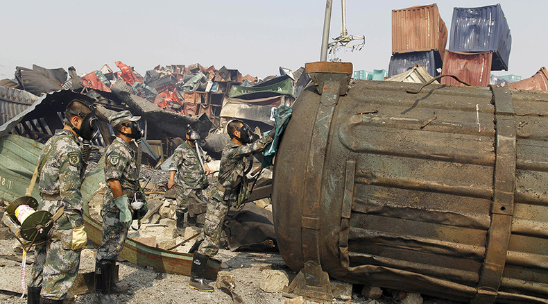 Tianjin explosions to cost up to $1.5bn in insurance losses