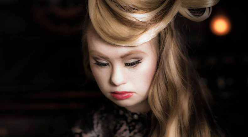 Maddy Stuart, a model with a difference, set to rock New York Fashion Week