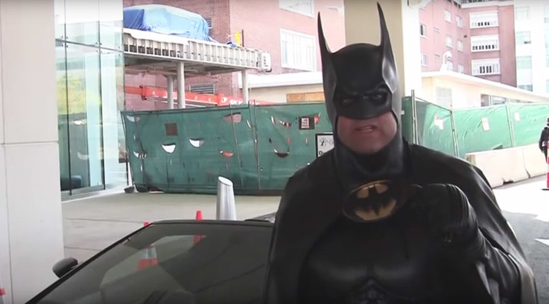 Route 29 Batman, hero of viral video, killed in car crash