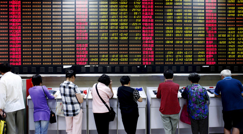 Chinese stocks sink dragging Asian markets with them