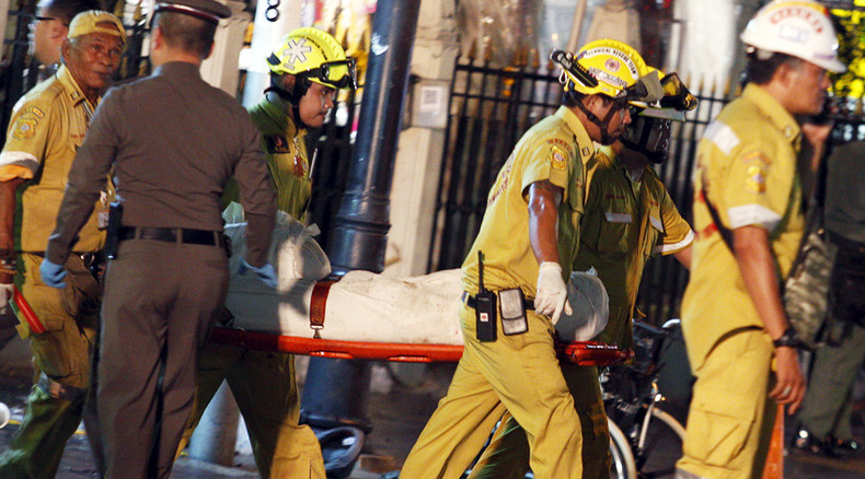 British woman killed in Bangkok bombing named