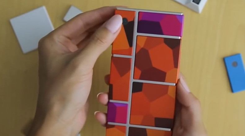 Google delays its modular Ara phone till 2016