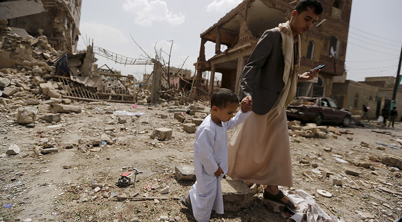 Amnesty urges war crimes probe in Yemen conflict that killed & injured over 1,000 children