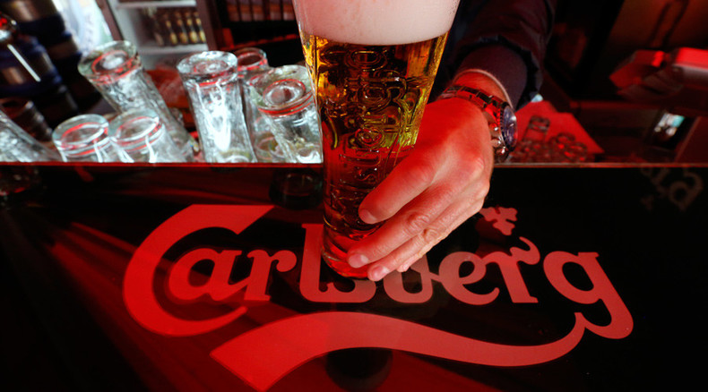 Carlsberg profits down on weak sales in key Russian market