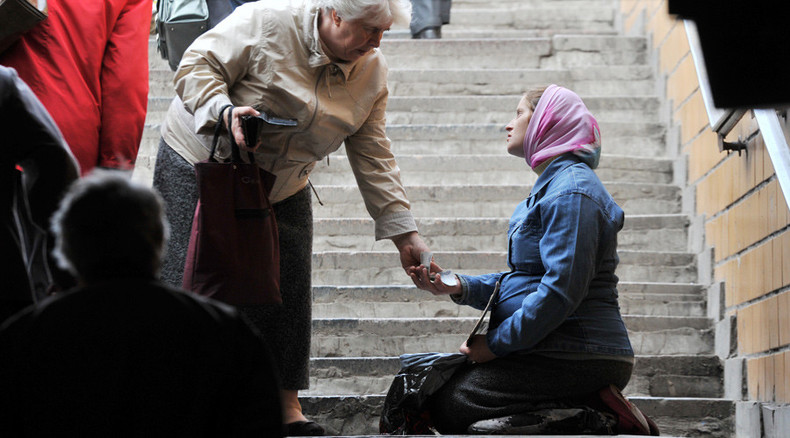 Russians fear poverty more than war recent poll shows