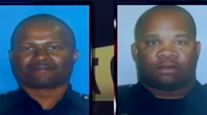 2 Georgia ex-cops face murder charges for tasing handcuffed man at least 13 times