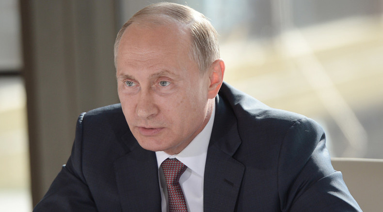 Foreign forces still threaten Crimea, seek to destabilize it - Putin
