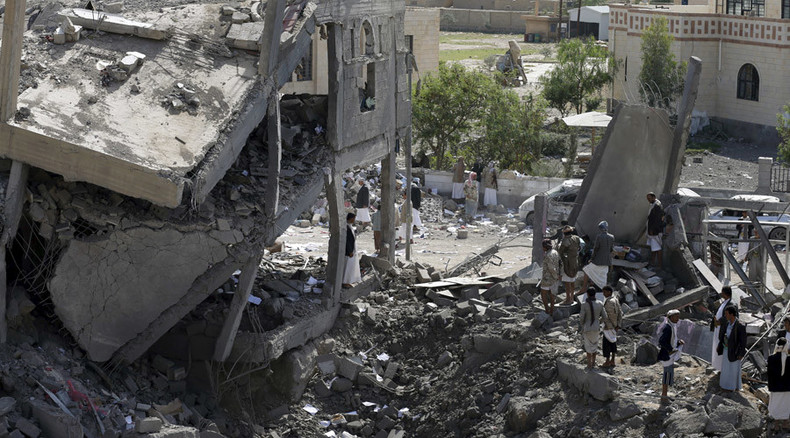 Yemen bombed into Syria-grade catastrophe in just 5 months – Red Cross