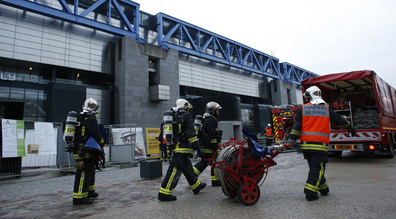 Huge fire breaks out in Europe's biggest science museum, Paris City of Science & Industry