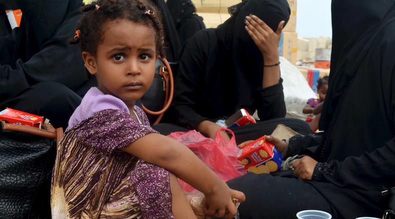Yemen on brink of famine following bombing of vital port, UN says