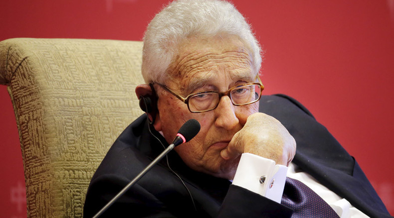 Kissinger: 'Breaking Russia has become objective for US'