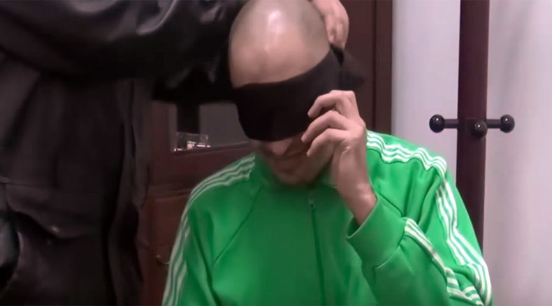 'Despicable & inhumane': Gaddafi son's interrogators threaten sexual abuse with 23mm gun bullet