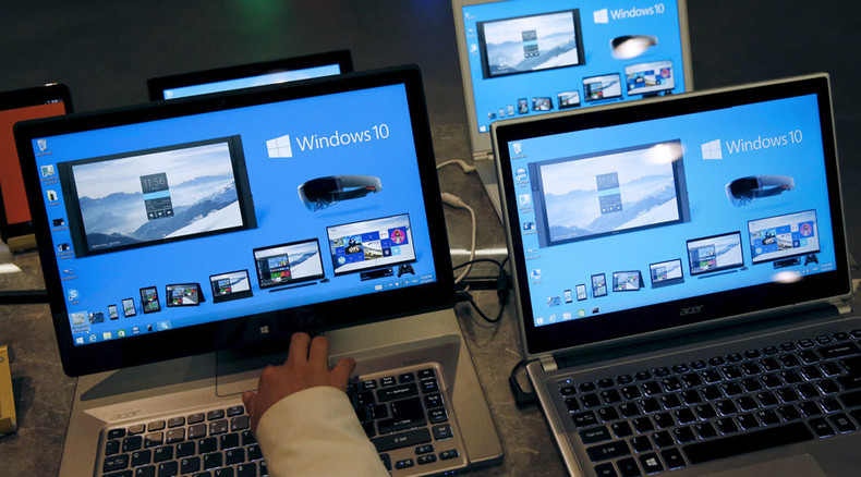 Senior Russian lawmaker seeks ban on Windows 10 in state agencies