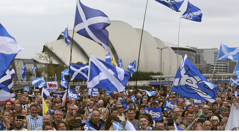BBC's Nick Robinson condemns abuse during Scottish independence referendum