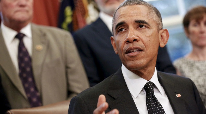 Americans disapprove of Obama on Iran, ISIS and foreign affairs – poll