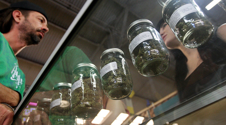 Vets with PTSD sue Colorado for blocking medical pot prescriptions