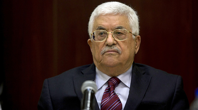 Mahmoud Abbas resigns as executive chairman of PLO - reports