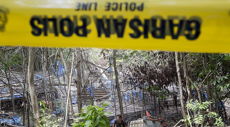 Mass graves: Two dozen suspected human trafficking victims found in Malaysia