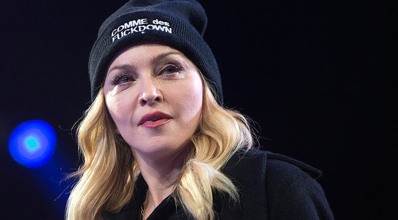 Show me the money: Madonna's staggering hypocrisy on gay rights