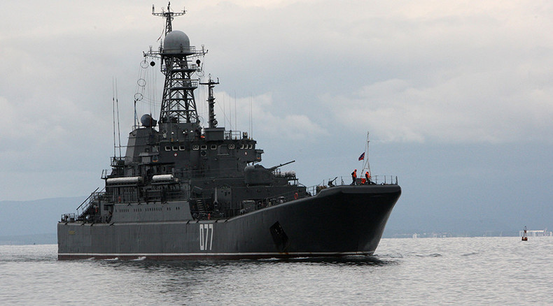 Russia, China kick off active phase of Sea of Japan naval drills