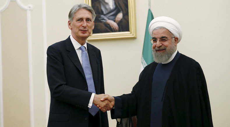 'UK must work with Iran & Russia to end Syrian war' – Foreign Secretary Hammond