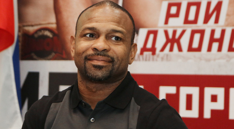 Roy Jones Jr. says Ukraine 'blacklisting' over visiting Crimea is politicized