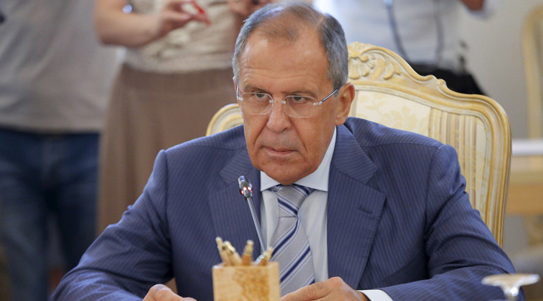 'Unacceptable': Lavrov blasts Biden idea on splitting Iraq into parts