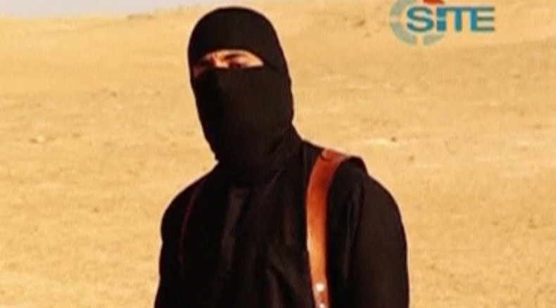 Jihadi John pledges to return to Britain and 'cut heads off'