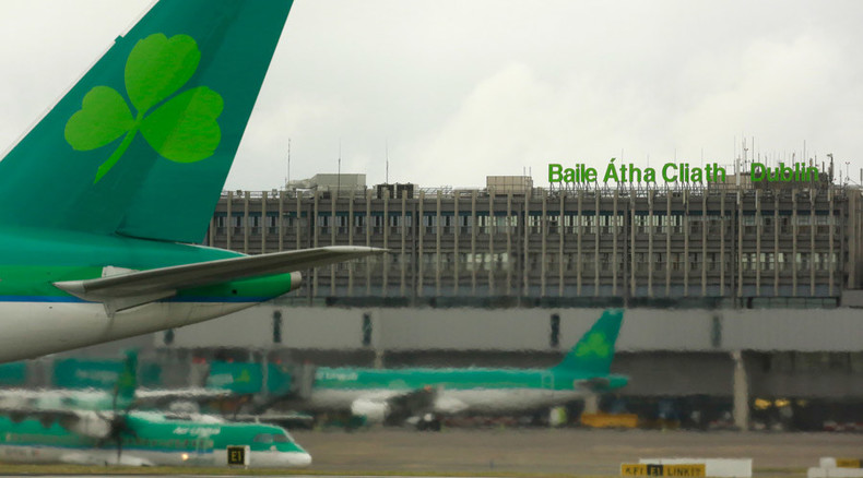 Blaze at Dublin airport contained, all flights suspended for 1 hr