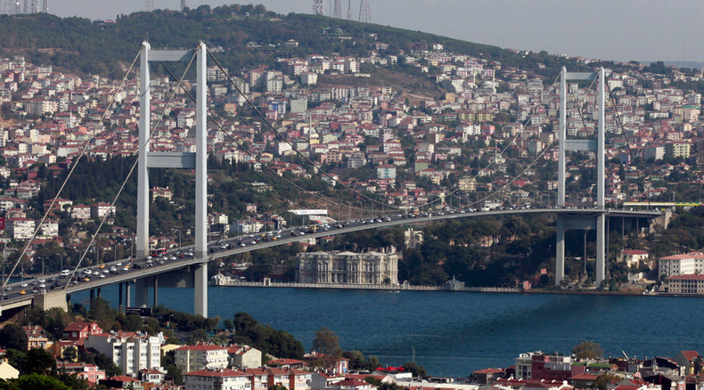 Shootout & mass brawl at Istanbul bus station injures at least 7