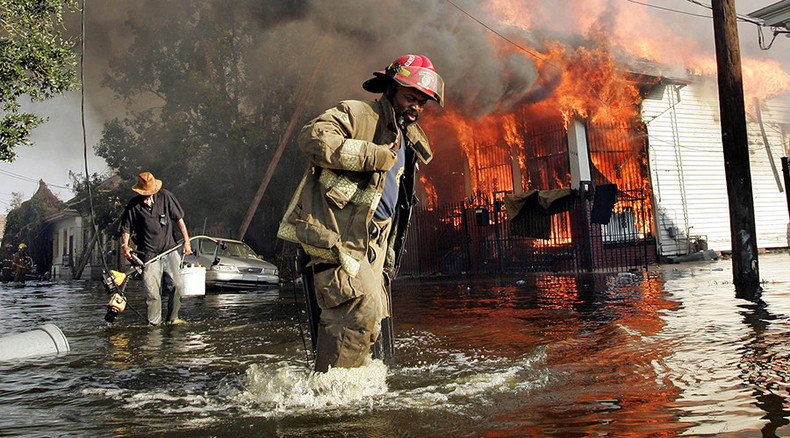 Hurricane Katrina: Costliest natural disaster in US history in numbers